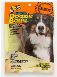Cheese Doosie Bones - Large 4 Pack