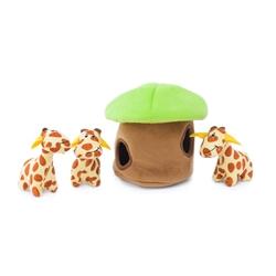 Zippy Burrow - Giraffe Lodge