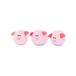 Zippy Burrow Refill - Bubble Pigs