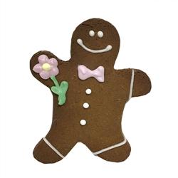 Spring Gingerbread Man