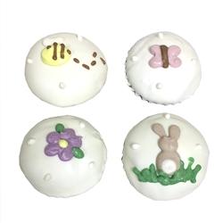 Garden Mini Cupcakes - Shelf Stable
