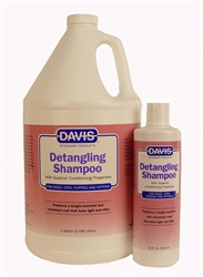 Detangling Shampoo+Conditioner Davis Shampoo 1 Gallon