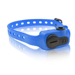 iQ No Bark Collar - Blue