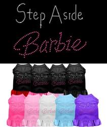 Step Aside Barbie Rhinestone Dress