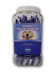 Dual-End Toothbrush, 50 count