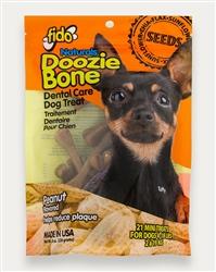 Peanut Doosie Bones - Mini 21 Pack