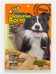 Peanut Doosie Bones - Medium 8 Pack