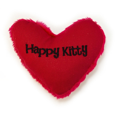 """Happy Kitty"" Yeowww! Hearrrt Attack!"