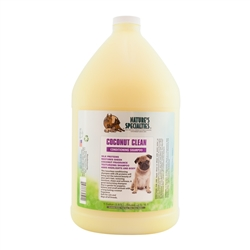 Coconut Clean Shampoo by Nature's Specialties