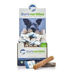 Barkworthies - Beef Sausage - 6'' (Mini Case) (SW)