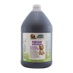 Plum Silky Shampoo by Nature's Specialties