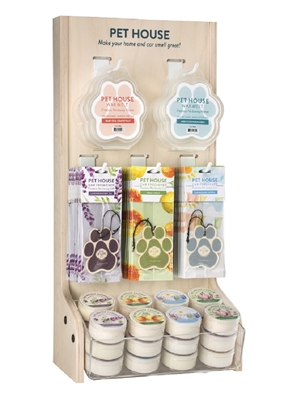 Pet House Counter-Top Display