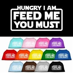 Hungry I am Screen Print Shirt
