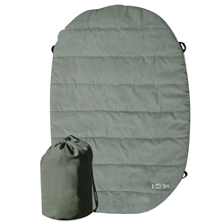 "Olive Bed n a Bag - 29"" x 42"""