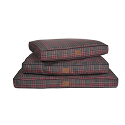 Grey Stewart Tartan Pet Napper