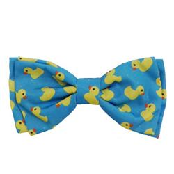 Lucky Ducky Bow Tie by Huxley & Kent