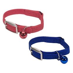 Sassy® Snag-Proof Nylon Safety Cat Collar