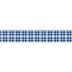 Preppy Plaid Blue Collection