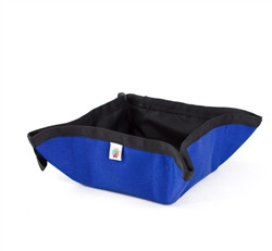 Royal Blue Pocket Sized To-Go Bowl