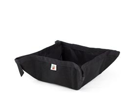 Black Pocket Sized To-Go Bowl
