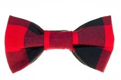 Bow Tie - Buffalo Plaid