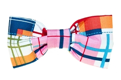 Bow Tie - Madras Plaid
