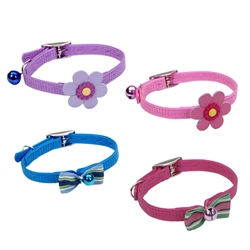 Sassy® Snag-Proof  Decorative Safety Cat Collar