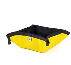 Yellow Pocket Sized To-Go Bowl