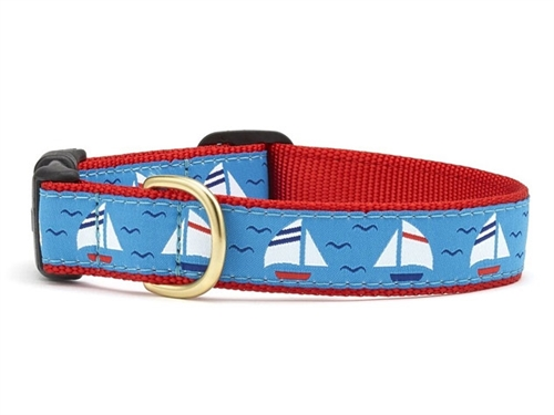 Under Sail Dog Collar Collection