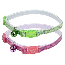 Super Star Safe Cat® Designer Adjustable Breakaway Collar
