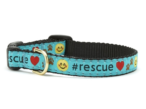 #Rescue Cat Collar