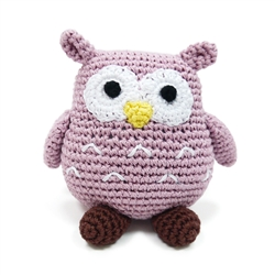 PAWer Squeaky Toy - Owl