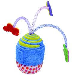 """4.5"""" Wobbly Toy - Turbo™ Foam Fun Cat Toys"""