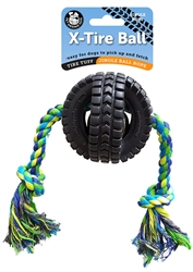 Small Jingle X-Tire with Single Rope