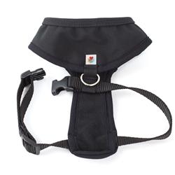 Black Soft Harness