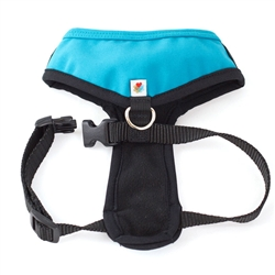 Turquoise Soft Harness