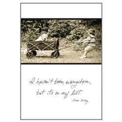 Birthday (Bonair) - I haven't been everywhere.....