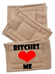 Peter Pads Bitches Love Me 3 Pack