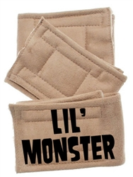 Peter Pads Lil Monster 3 Pack