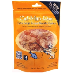 1/2oz Extra Large Dried Bonito Flakes (Order Single Cases Here)