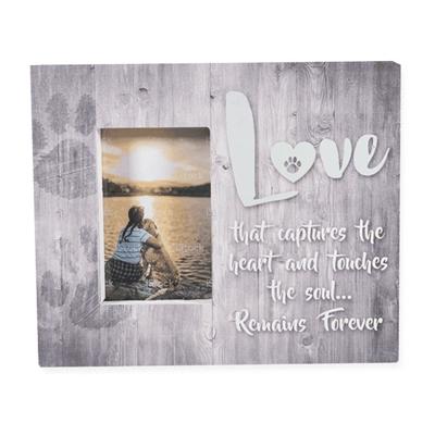 "Love that Captures… Wood Pallet Box Frames 11.5"" x 9.5"""
