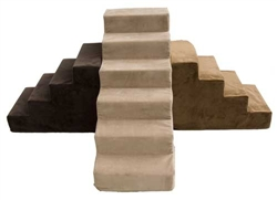 L.A. Dog Company® 6-Step Pup Stairs®