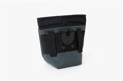 Charcoal Magnetic Treat Pouch