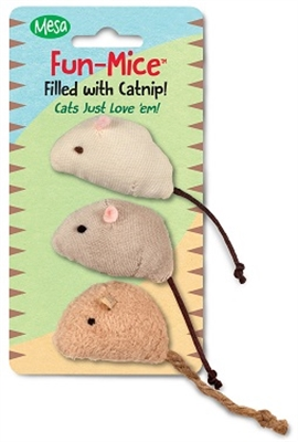 Fun Mice 3 PACK