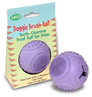Doggie Tooth Brush Ball