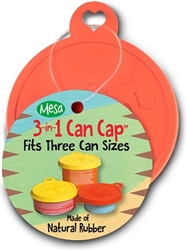 3-in-1 Can Cap