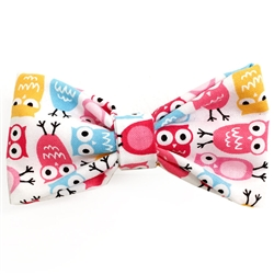 Silly Owls Bowties