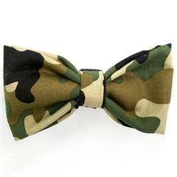 Camouflage Bowties