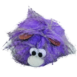 "Bergan 6.25"" Hairy Monster - Turbo™ Random Fun Cat Toys"