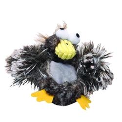 "Bergan 4.5"" Catnip Belly Duck - Turbo™ Catnip Belly Critters Cat Toys"
